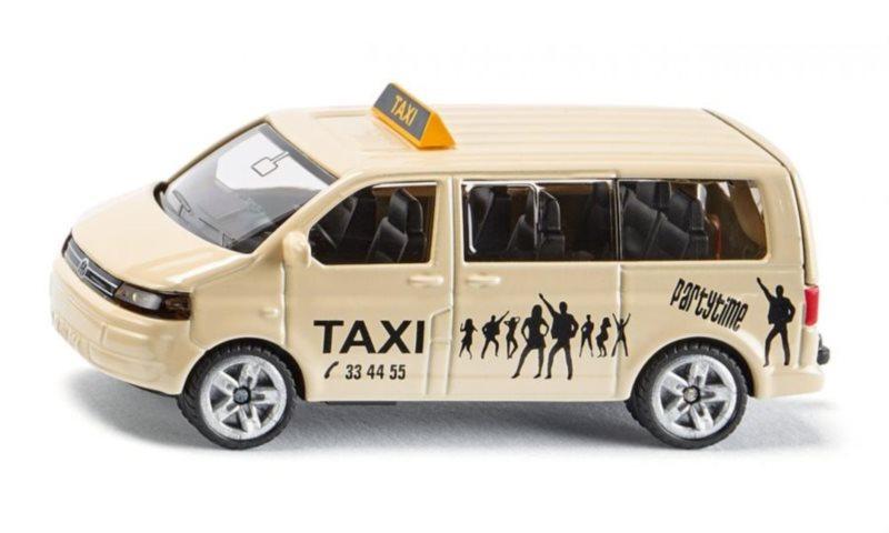 SIKU 1360 TAXI - VW Transporter