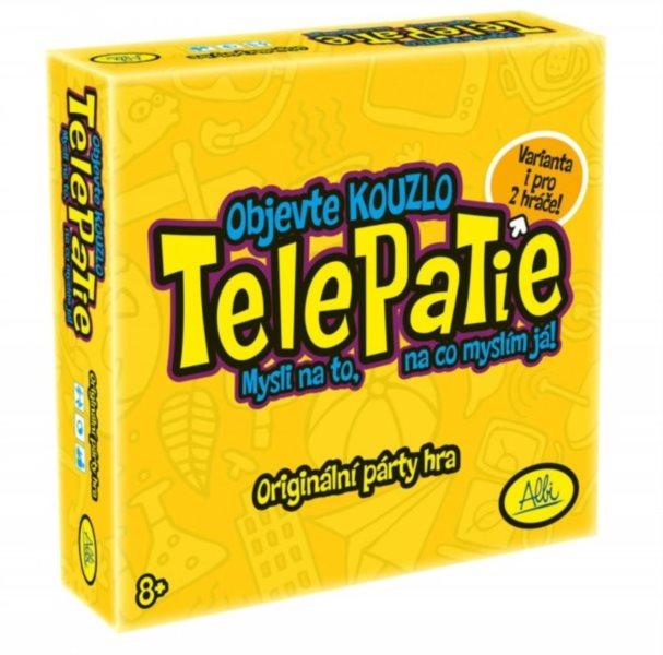 Originální párty hra Telepatie, ALBI