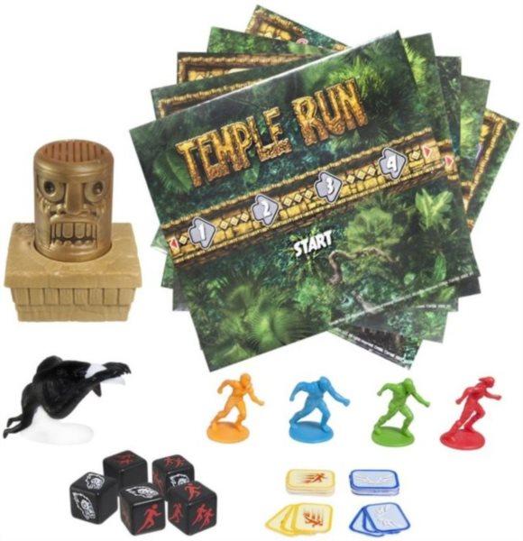 Rodinná hra Temple Run - Nebezpečná honička