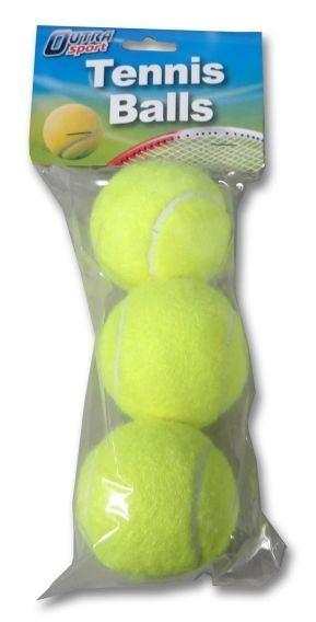 Tenisové míčky 3ks