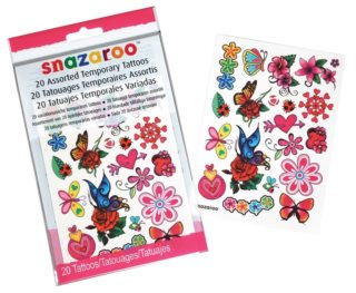 SNAZAROO Růžové 20 ks