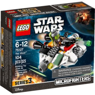 Stavebnice LEGO® Star Wars 75127 The Ghost (Loď Ghost)