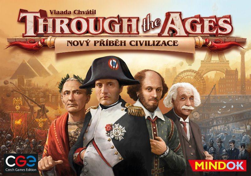 Společenská hra Through the Ages: Nový příběh civilizace, MINDOK