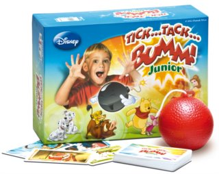 Tik Tak Bum Junior: Disney PIATNIK 774096