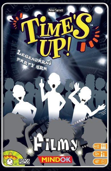 Společenská hra Time's Up! Filmy, MINDOK