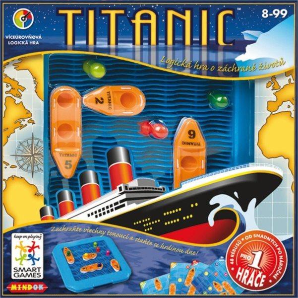 Logická hra Titanic, MINDOK