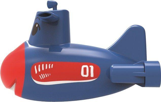 MAC TOYS Tmavě modrá ponorka