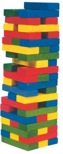 WOODY Tower Tonny věž barevná