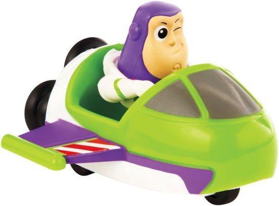 MATTEL Toy Story 4: Příběh hraček - Buzz Rakeťák s raketoplánem