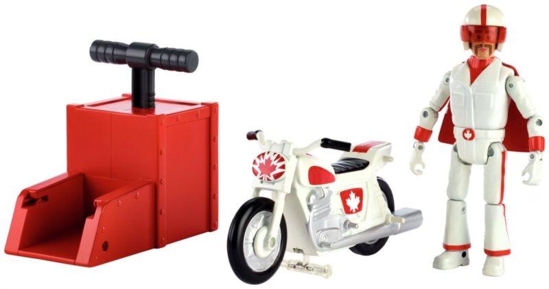 MATTEL Toy Story 4: Příběh hraček - Duke Caboom