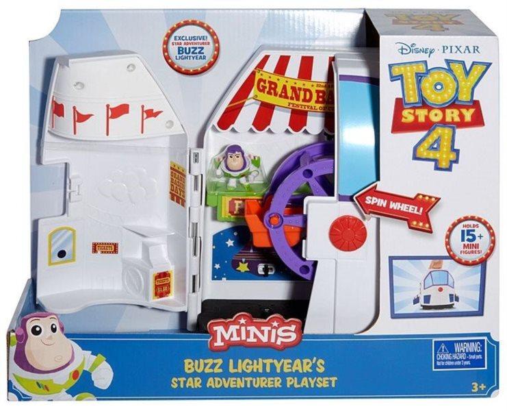 MATTEL Toy Story 4: Příběh hraček - Herní set