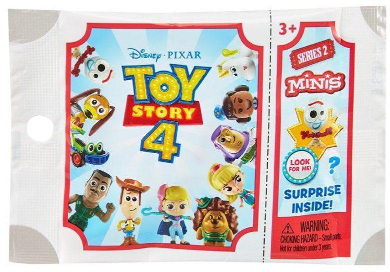 MATTEL Toy Story 4: Příběh hraček - Minifigurka (mix)