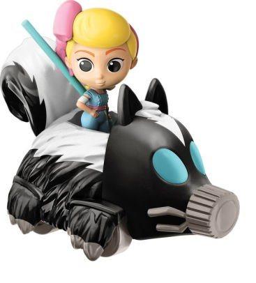 MATTEL Toy Story 4: Příběh hraček - Pastýřka a skunkomobil