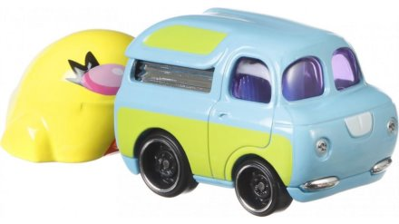HOT WHEELS Toy Story Tematické auto: Ducky a Bunny