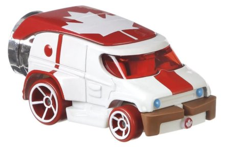HOT WHEELS Toy Story Tematické auto: Duke Caboom