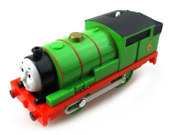 FISHER-PRICE Track Master: Motorizovaná mašinka Percy