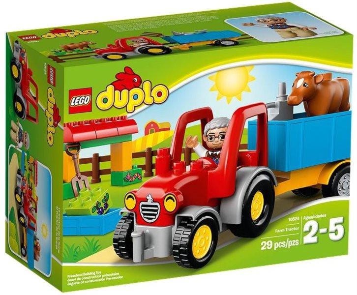 Stavebnice DUPLO® 10524 Traktor