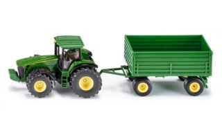 SIKU 1983 Traktor New Holland T9.560 (1:50)