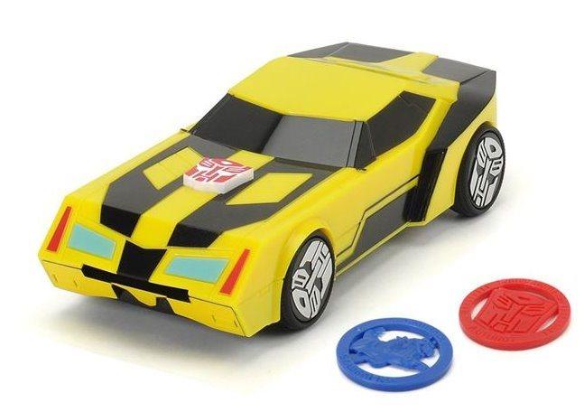 DICKIE TOYS: Transformers Bumblebee střílející