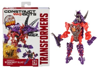 HASBRO Transformers Dinobot Warriors: Slug