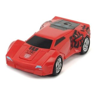 DICKIE TOYS: Transformers Robot Warrior Sideswipe