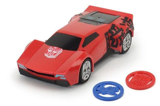 DICKIE TOYS: Transformers Sideswipe střílející