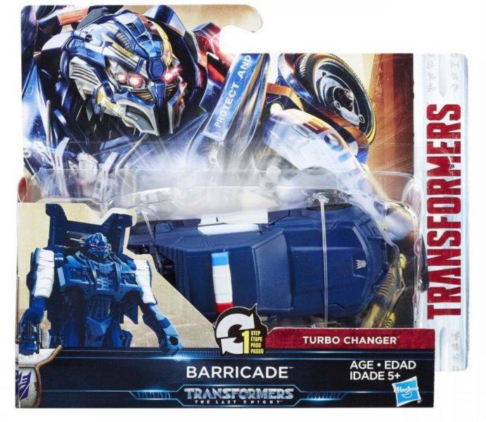 HASBRO Transformers The Last Knight: Barricade
