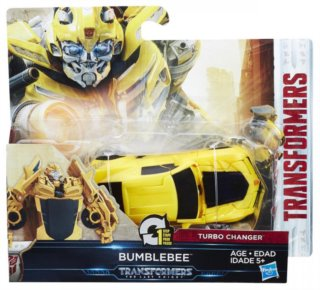 HASBRO Transformers The Last Knight: Bumblebee