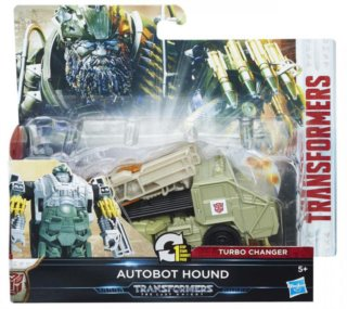 HASBRO Transformers The Last Knight: Hound