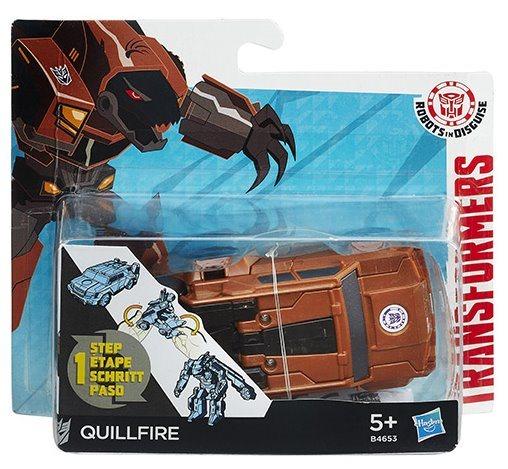 HASBRO Transformers v 1 kroku: Quillfire