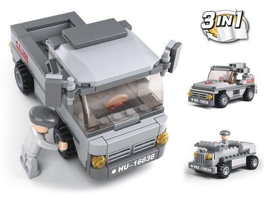 SLUBAN Transportní vůz 3v1