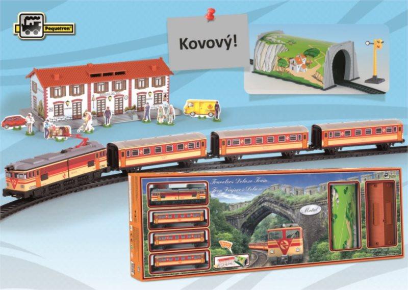 Osobní vlak Travelers Deluxe Train