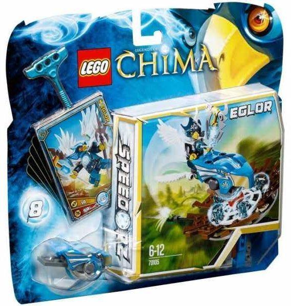 Stavebnice LEGO® Chima 70105 Trefa do hnízda