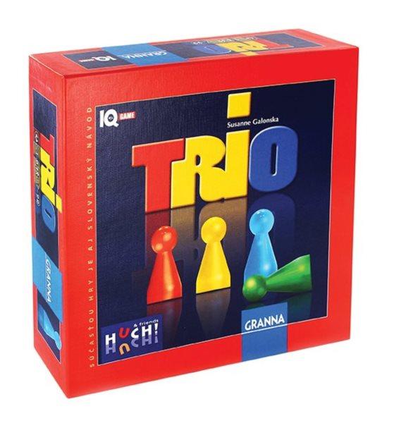 Postřehová hra GRANNA TRIO