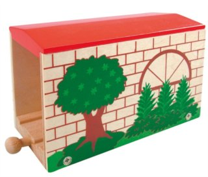 Malovaný tunel Loko Lolly