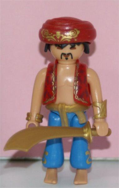 Playmobil 9241 Figurky pro kluky - Turecký bojovník (série 13)