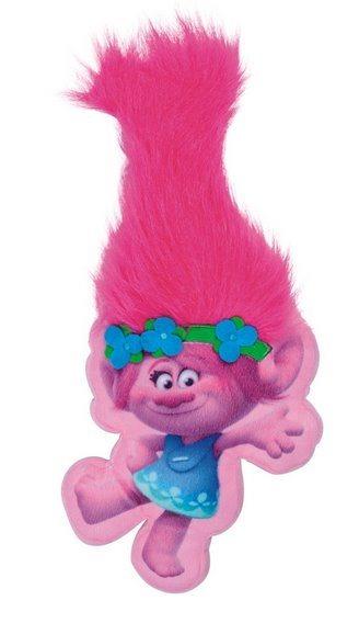 Tvarovaný polštářek Poppy (Trolls)