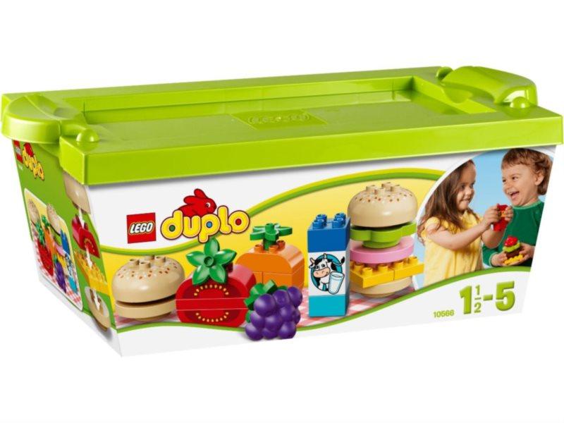 Stavebnice LEGO® DUPLO® 10566 Tvořivý piknik