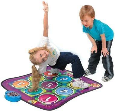 Hrací podložka: Taneční výzva