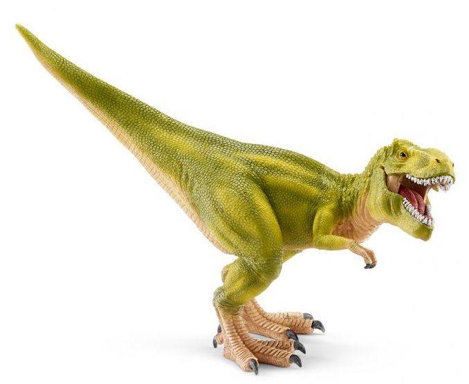 Tyrannosaurus Rex s pohyblivou čelistí