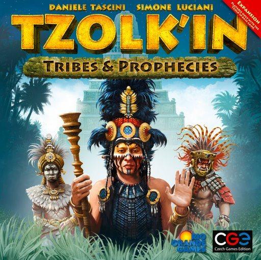 Společenská hra Tzolk'in: Kmeny a proroctví, MINDOK