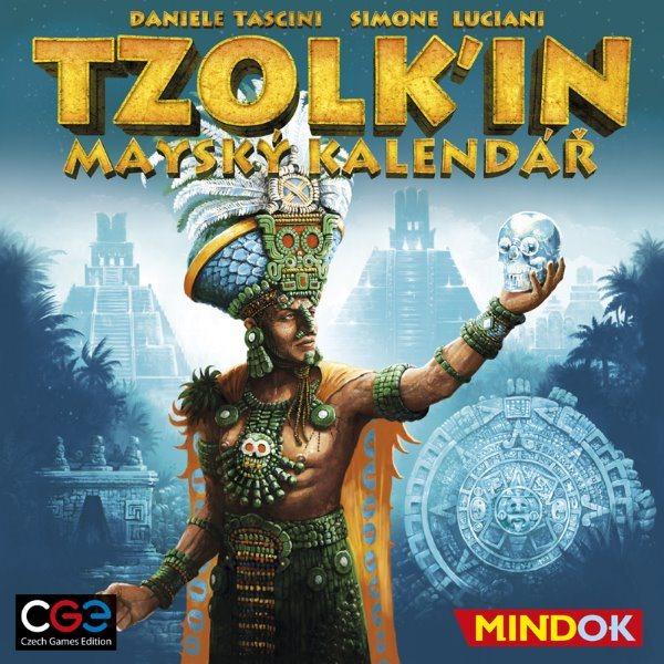 Společenská hra Tzolk'in: Mayský kalendář, MINDOK