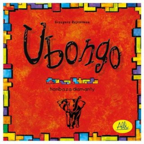 Stolní hra Ubongo: Honba za diamanty, ALBI