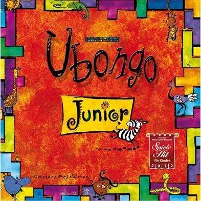 Dětská hra Ubongo Junior, ALBI