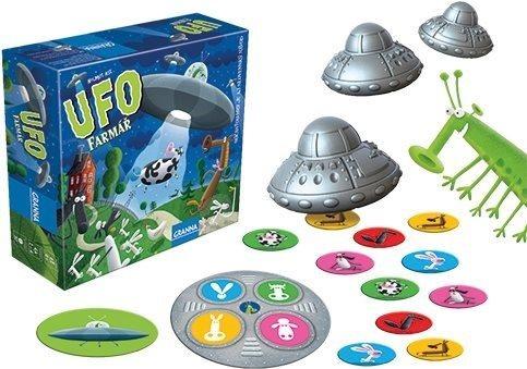 Společenská hra GRANNA UFO farmář