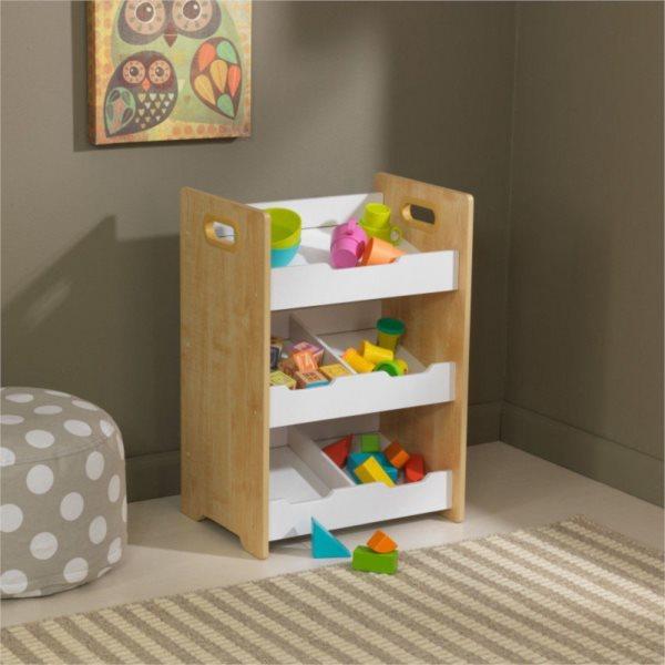 KIDKRAFT Úložná police na hračky