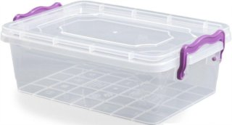 Úložný box DEMIREL PLASTIK - 6 l - obdélník