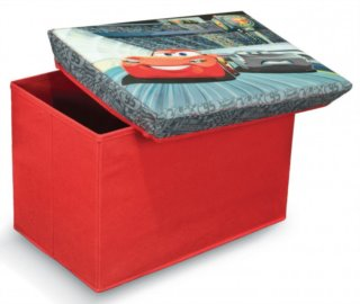 Úložný box Auta 49x31x31cm
