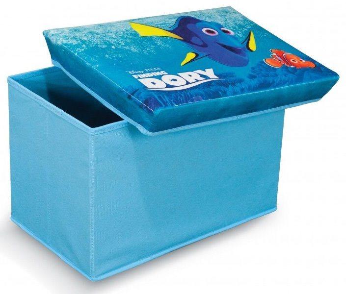 Úložný box Hledá se Dory 49x31x31cm