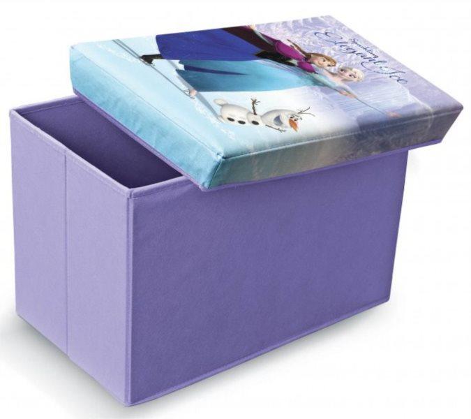 Úložný box Ledové království 49x31x31cm